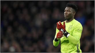 Andre Onana provides electricity for his mother's hometown in Cameroon