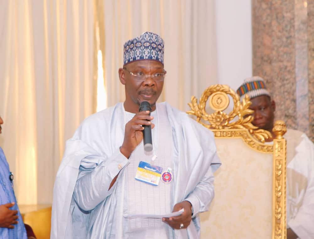 Governor Sule says Nigeria is not a failed state
