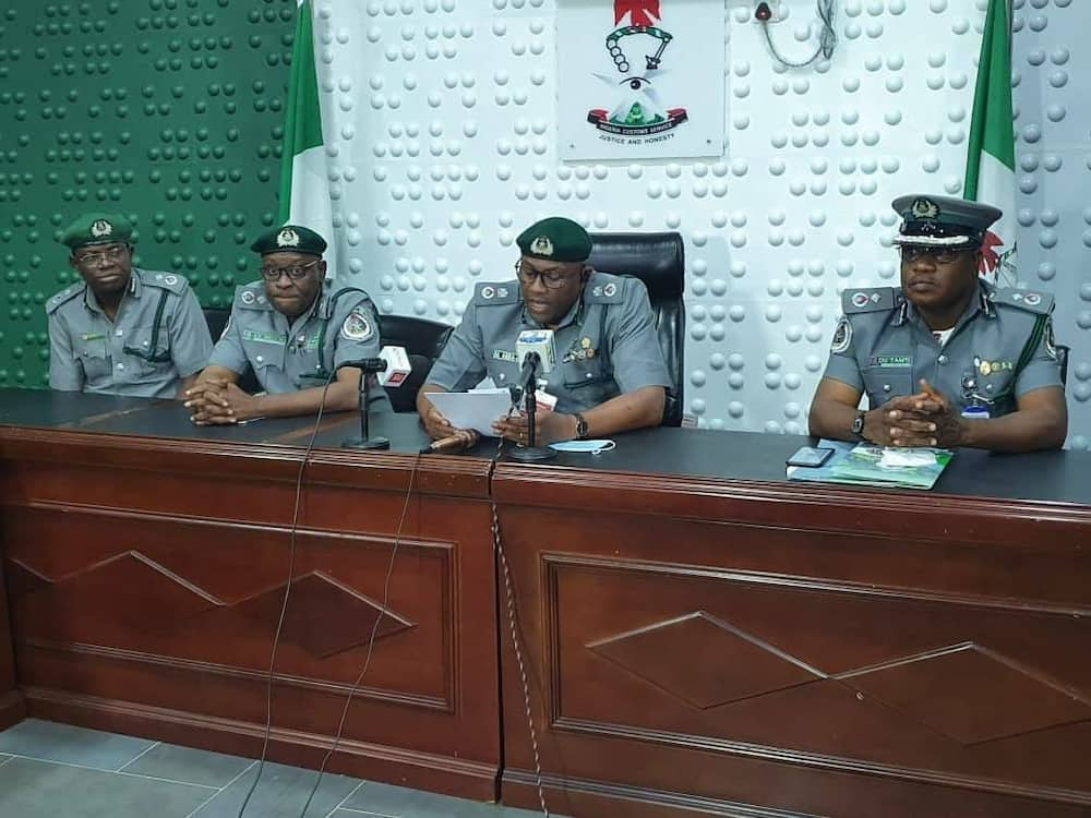 Border reopening: Nigeria sets up joint patrol team with Benin and Niger