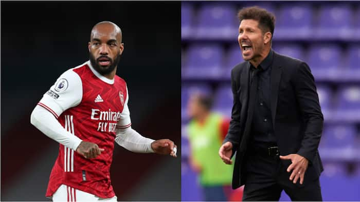 Arsenal star linked with Atletico Madrid move as Gunners continue to chase Chelsea's Tammy Abraham