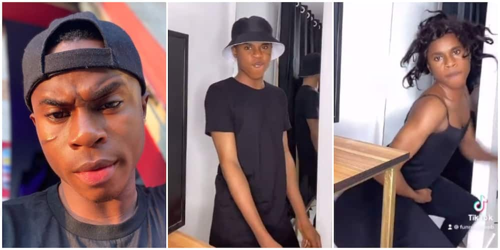 Buss It: IG comedian jumps on dance challenge in hilarious new video