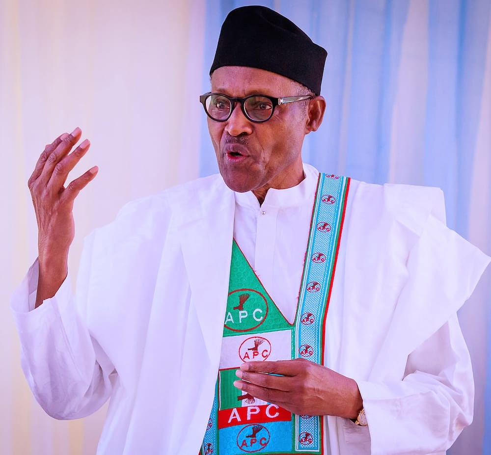 These are the people harassing my administration - Buhari laments