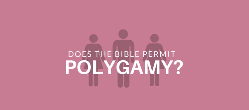 Polygamy and Christianity
