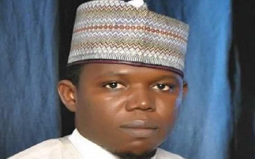 Abubakar Garba Idris (Alooma)
