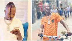 Naira Marley fraud case: Several credit card numbers were extracted from rapper's phone - EFCC witness