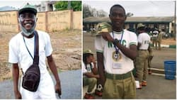 Tears as stray bullet kills corps member returning from camp along Jere-Abuja highway (photo)
