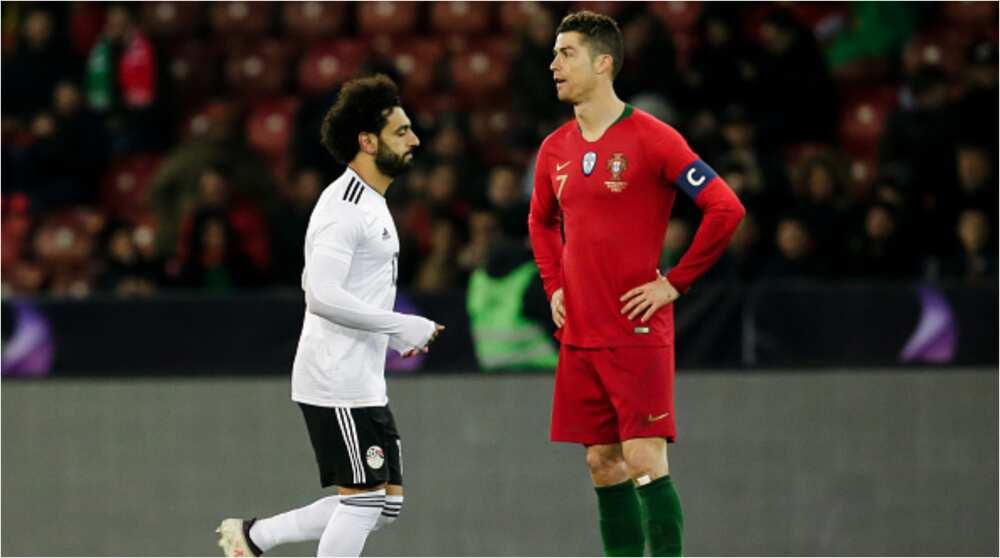 Mohamed Salah: Manchester United legend Gary Neville likens Egyptian star to Ronaldo