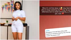 It's not that deep: BBNaija's Mercy sends loving message to troll who wished her death as she vacations abroad