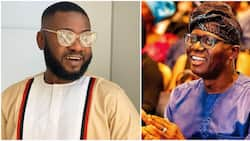 Stop swearing for me: Actor Jide Awobona cries out as Nigerians mistake his IG handle for governor Sanwo-Olu's
