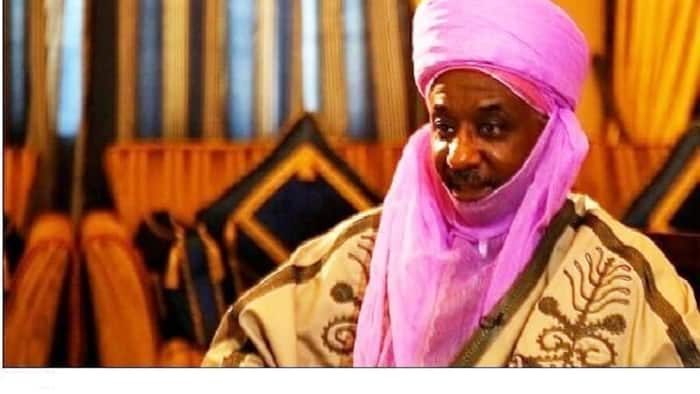 Sanusi: I have no intention to join politics, says former Emir of Kano