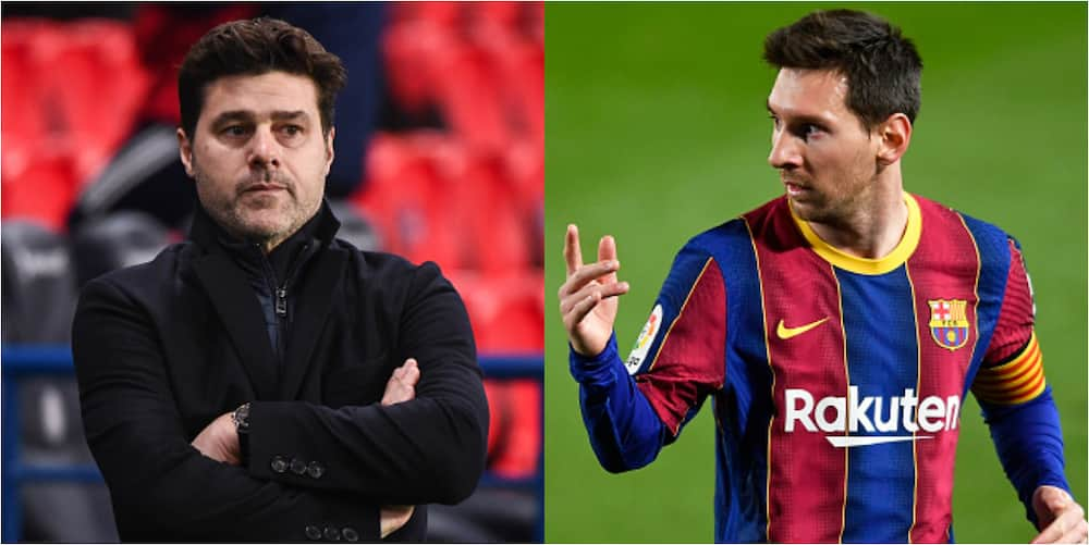 PSG boss Mauricio Pochettino reveals when he came close to working with Messi