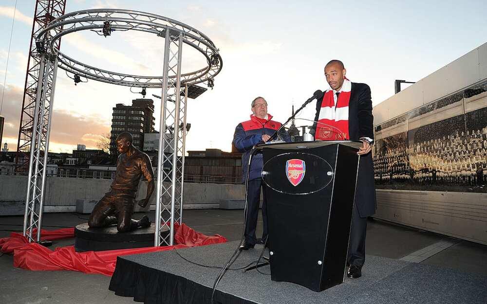 Thierry Henry champion du monde