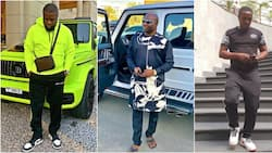 Self-crowned youngest billionaire Tunde Biletiri says it is an insult to compare him with Mompha and Hushpuppi