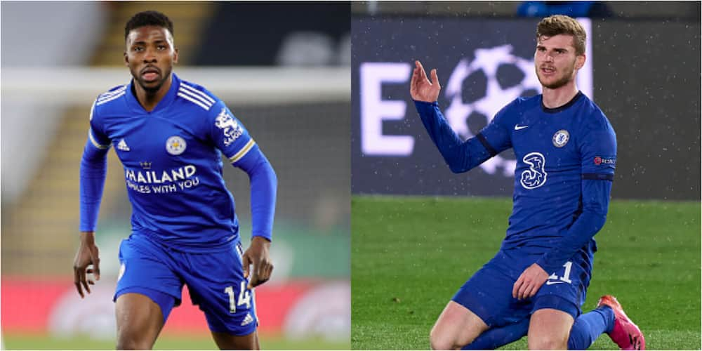 Former Top European Striker Claims Iheanacho Will Convert Chance Werner Missed Against Real Madrid