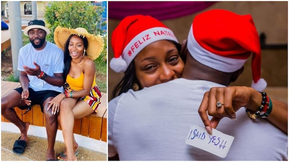 Breaking: BBNaija couple Khafi and Gedoni officially tie the knot