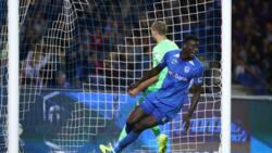 Super Eagles striker joins Amokachi, Babayaro, Ikpeba on list as he lands prestigious award in Europe
