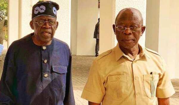Edo guber: Jackson Ojo says Oshiomhole, Tinubu, made Ize-Iyamu lose