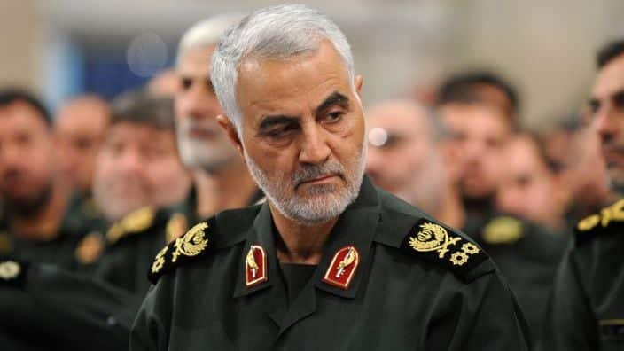 Soleimani: Iran claims 80 Americans killed in attack on US' Iraq airbase