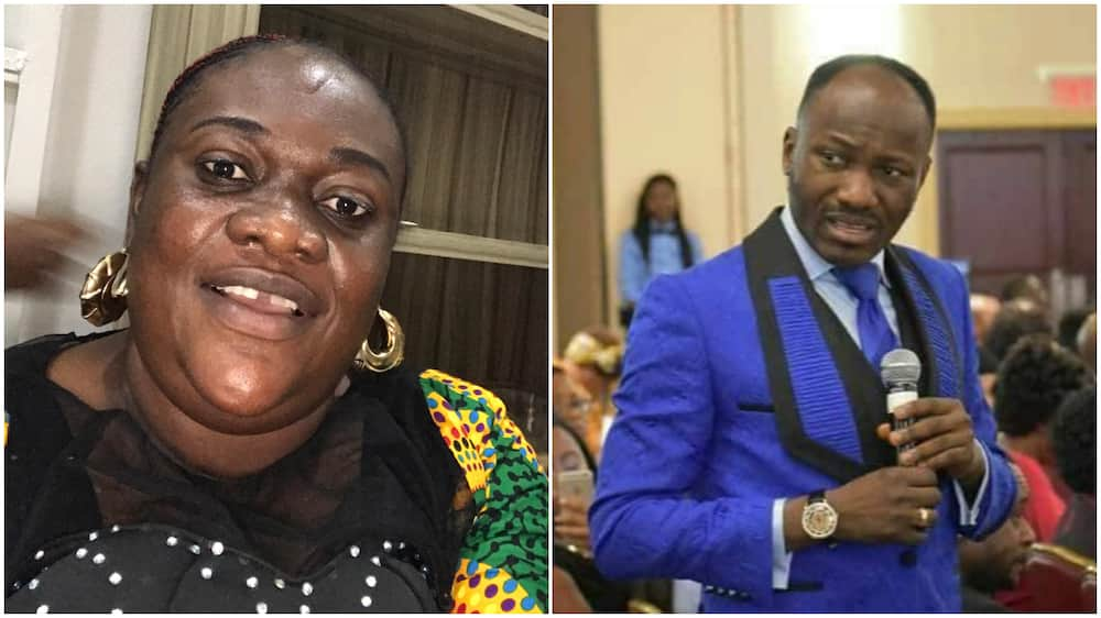 Mother whose son was reportedly abused in school blasts Apostle Suleman