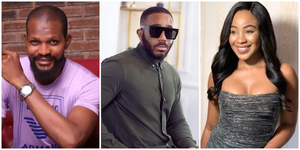 Uche Maduagwu pens note to Kiddwaya following his reported split with Erica