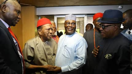 APC reacts to Atiku's endorsement by Igbo leaders