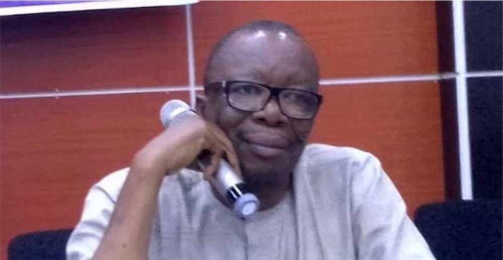 Breaking: Professor Victor Osodeke emerges new ASUU president ▷ Nigeria  news | Legit.ng
