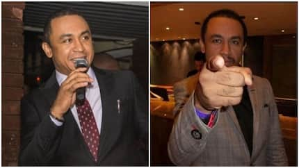 I was afraid - Daddy Freeze says as he reveals he never stopped paying tithe even while preaching against it (video)