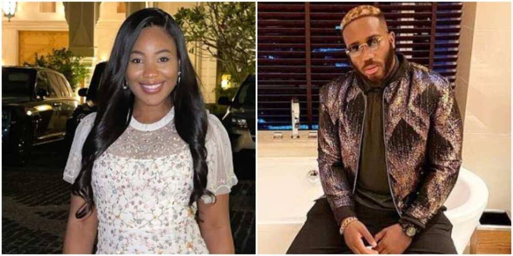 BBNaija's Erica endorses tweet saying she has no business with Kiddwaya