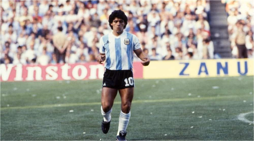 Confusion in Argentina as Maradona's exes battle over late legend's fortune as holder of credit card is spending big