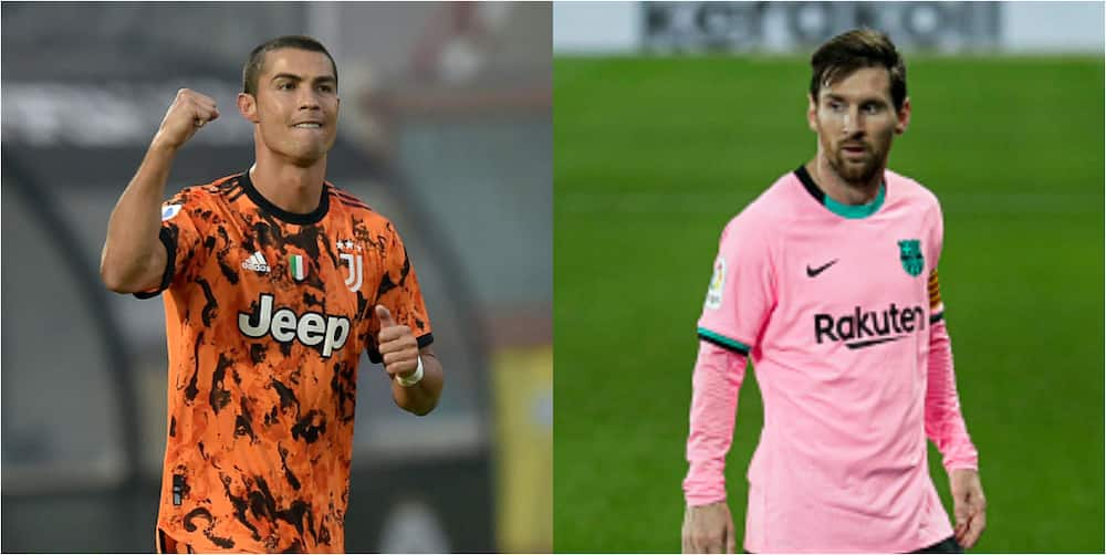 Stats show how bad Messi has been since last month when compared to Ronaldo
