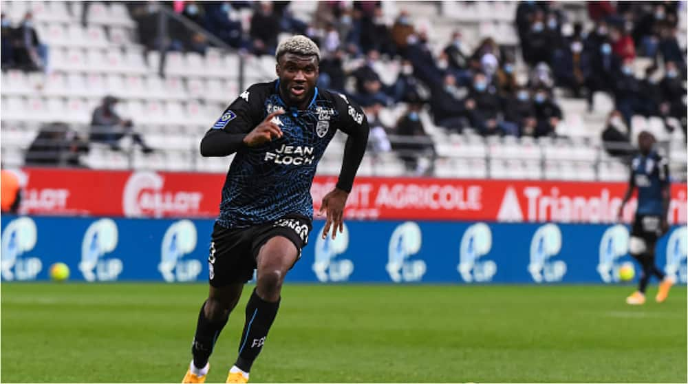 Super Eagles coach Gernot Rohr set to invite striker who has scored 6 goals in France this season