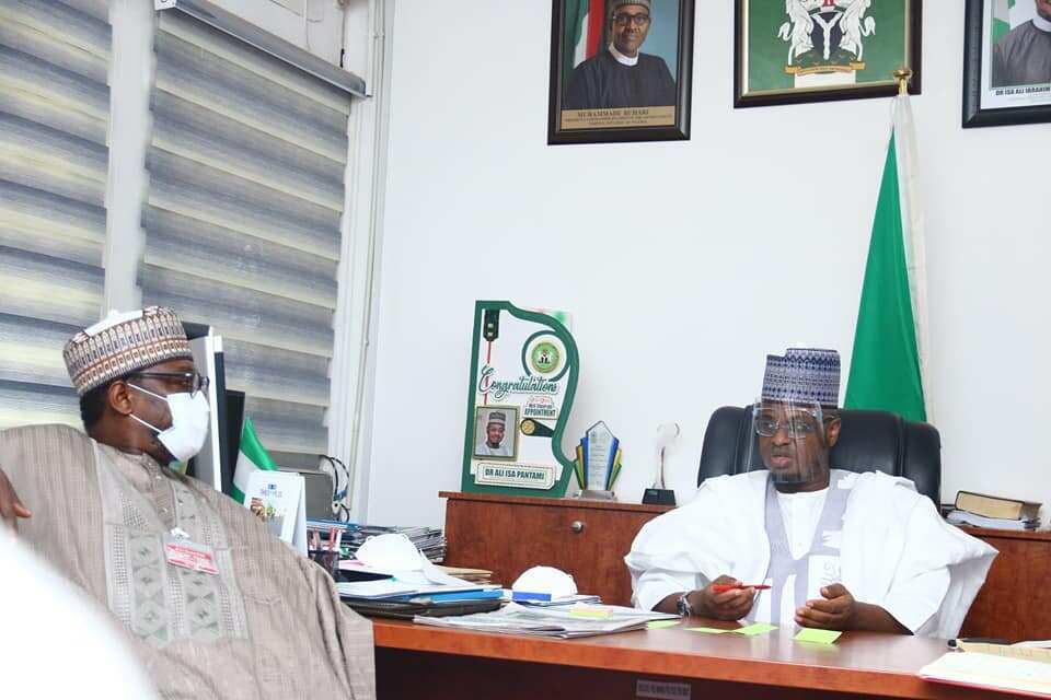 Sheikh Murtala Sokoto ya ce irinsu Isa Pantami su ka fi dacewa da shugabanci