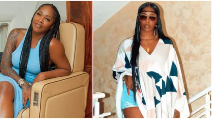 Nobody is a saint: Nigerians react as Tiwa Savage's intimate tape allegedly hits social media