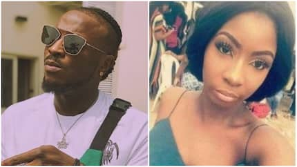 Na spoil we spoil, we no thief - Peruzzi responds to leaked bedroom video with UNILAG girl