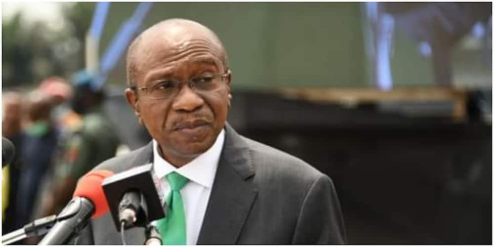 CBN says it is not converting domiciliary accounts to naira