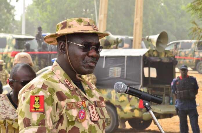 Insecurity: Nigerian Army reorganises military operations - Buratai