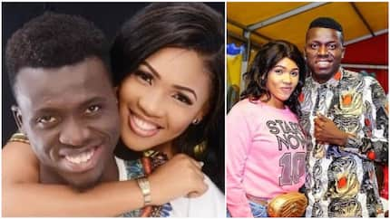 Comedian Akpororo and his beautiful wife celebrate 3rd wedding anniversary with sweet words