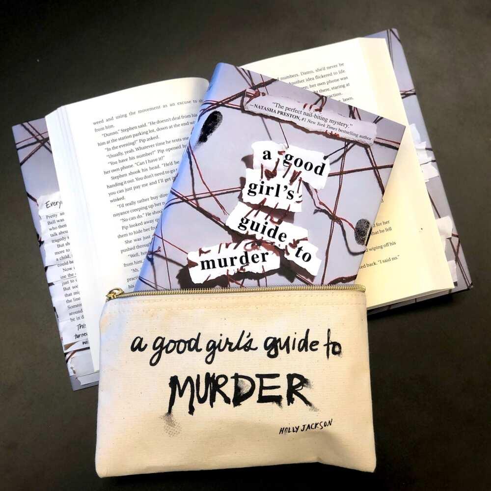 good mystery books
