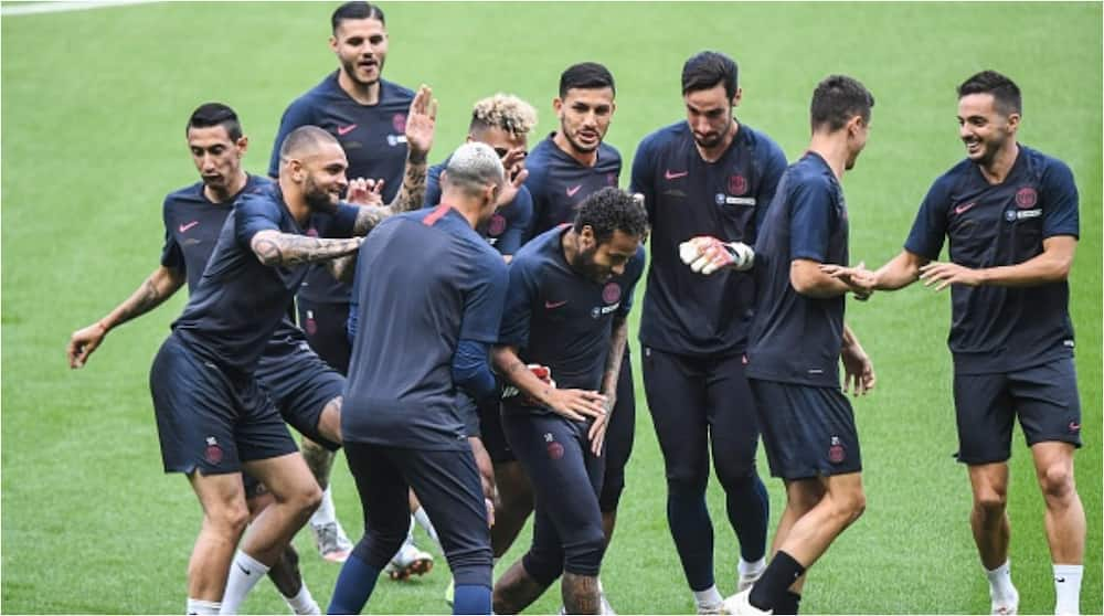Tension in Paris As French Ligue 1 Side Psg Set to Sell 7 First-Team Players