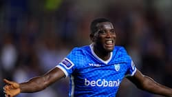 Inter Milan join tough race to sign top Super Eagles striker who is a goal machine
