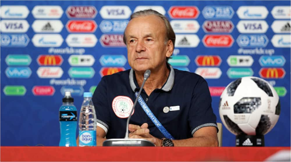 Super Eagles of Nigeria drop 3 spots as Fifa release latest rankings