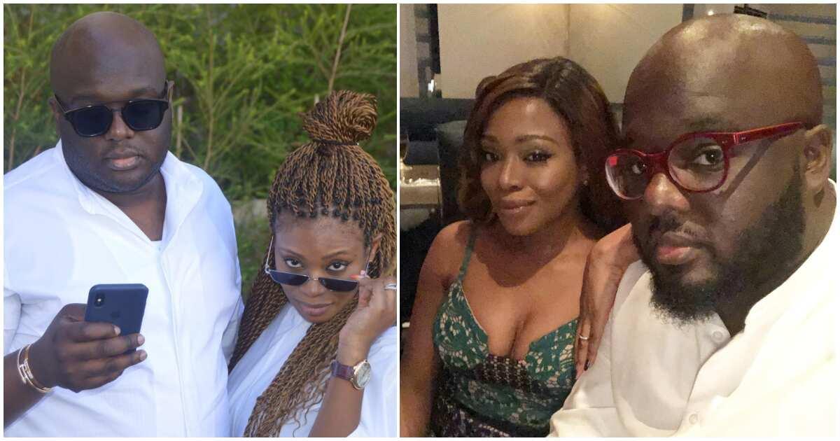 Marcy Dolapo Oni celebrates 4th wedding anniversary with sweet words to husband