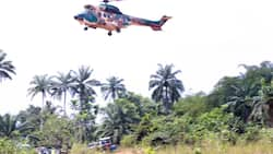 Boko Haram insurgents get terrible new year gift, many left dead as Nigeria's air force team hit insurgents' base