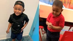 3-year-old boy leaves fans impressed as he leads class in prayer (video)