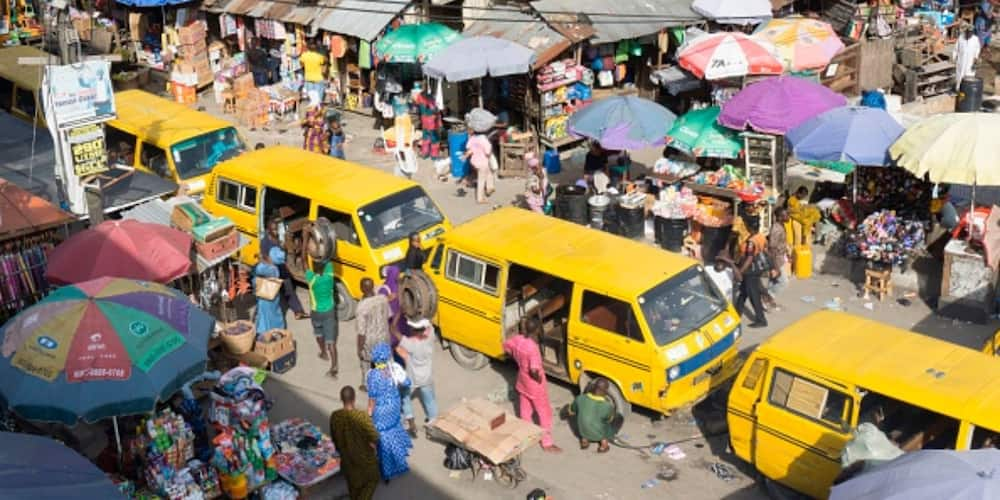 Lagos is a city of many experiences