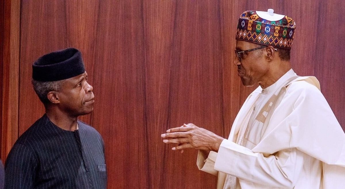 Osinbajo: Of federal appointments, near death experience and the trumpet of mischief
