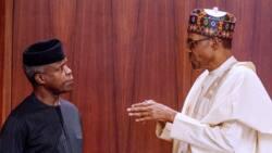 Yemi Osinbajo ya ba Marada kunya bayan ya wakilci Shugaba Buhari a taron biki