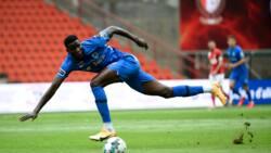 Premier League giants eye big move for top Super Eagles striker who scored 35 goals last season