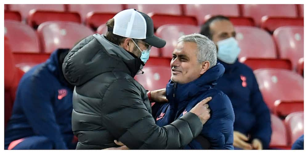 Klopp sends message to Mourinho after painful loss to Man United in the FA Cup
