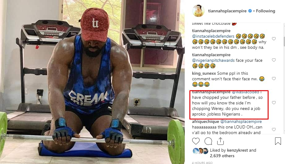 Toyin Lawani and actress Wasilacoded fight dirty over singer Harrysong